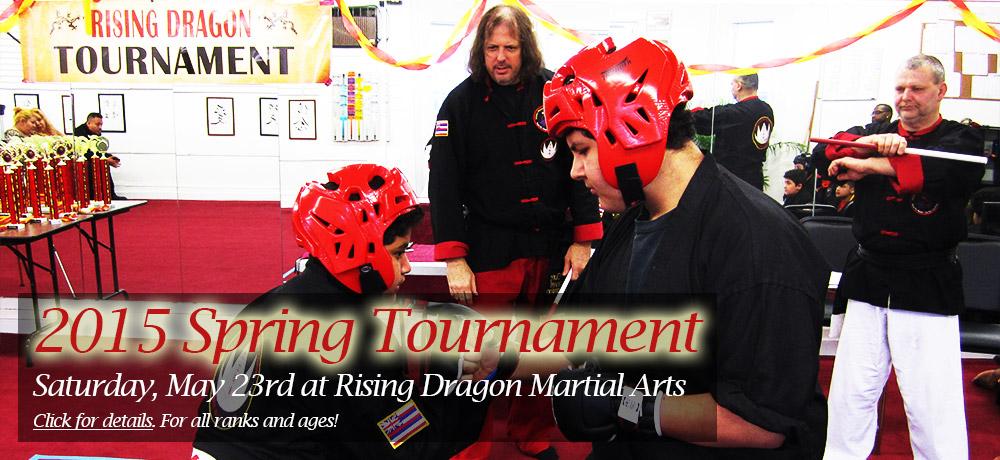 2015 Spring Tournament