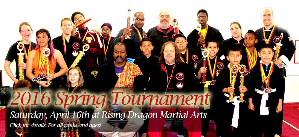 2016 Spring Tournament